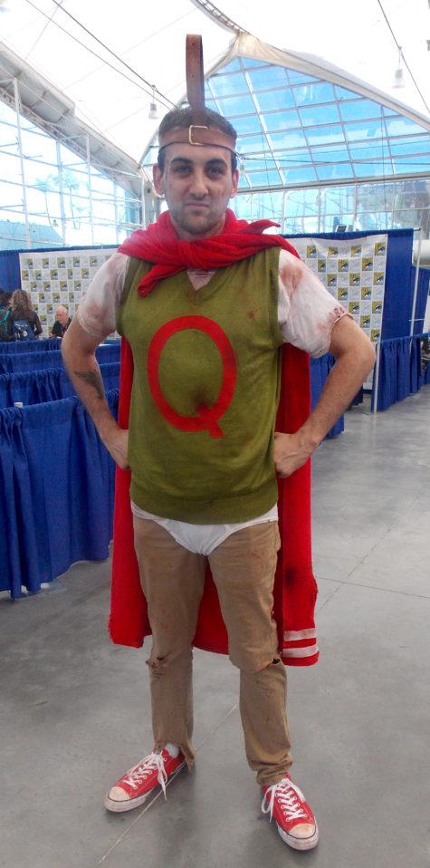 quail man