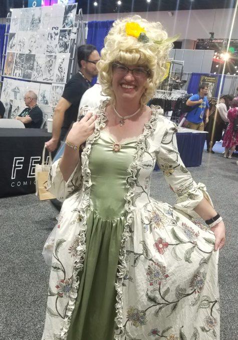 Gregorian dress
