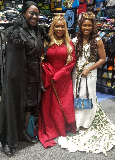Game of thrones gals