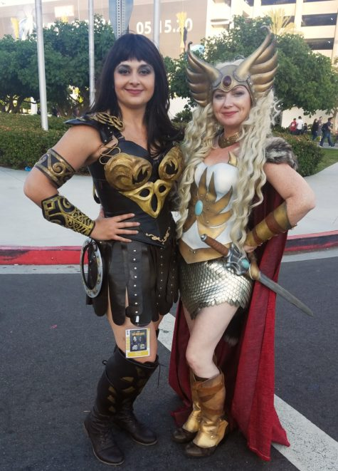 Xena and She-Ra