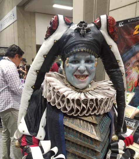 unknown cosplays from the 2019 San Diego Comic Con