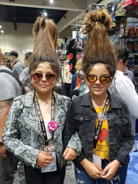 troll cosplayers