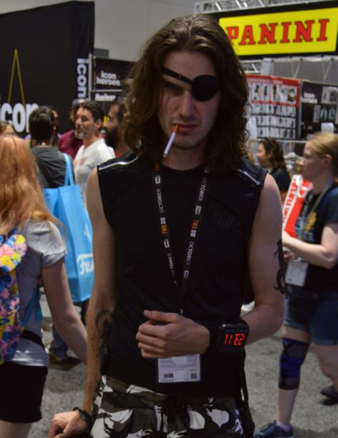 escape from la cosplay