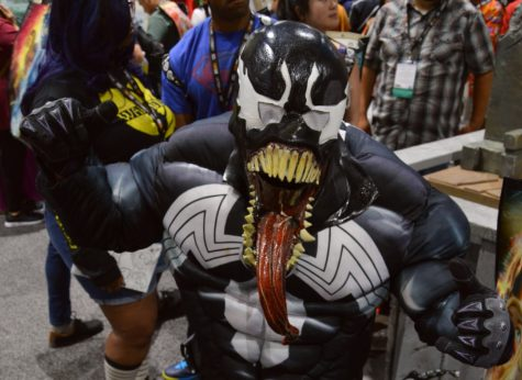 venom cosplay 2019