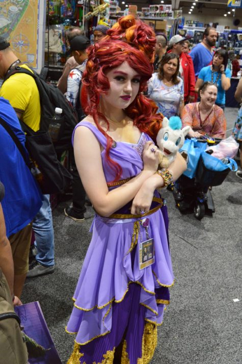 Megara from Hercules cosplay