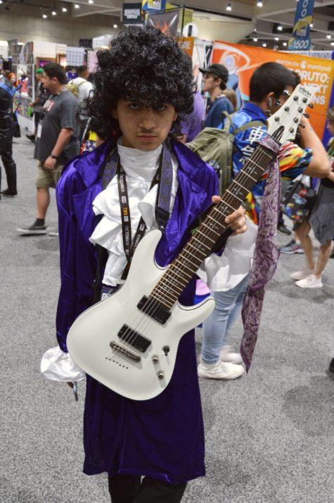 Prince cosplay