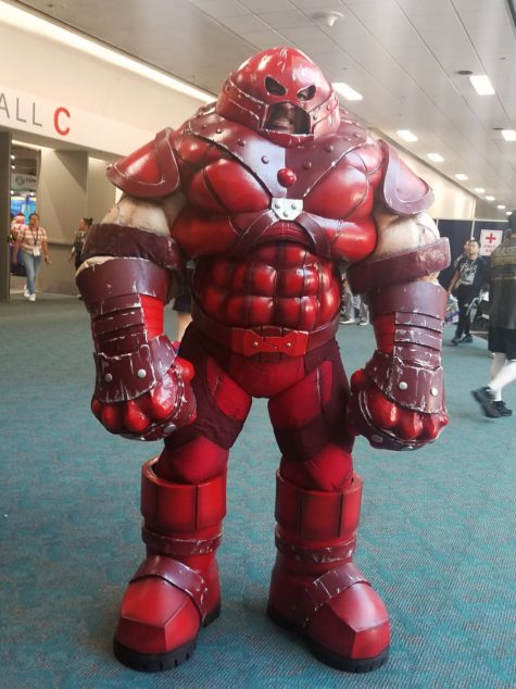 juggernaut cosplay